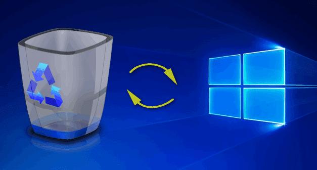شرح طريقة اعادة الملفات المحذفة من سلة المهملات على الكمبيوتر