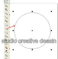 caracara-membuat-tulisan-efek-teks-huruf-melingkar-menggunakan-corel-draw