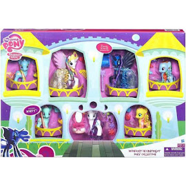 My Little Pony Midnight in Canterlot Pony Collection Minty Brushable Pony
