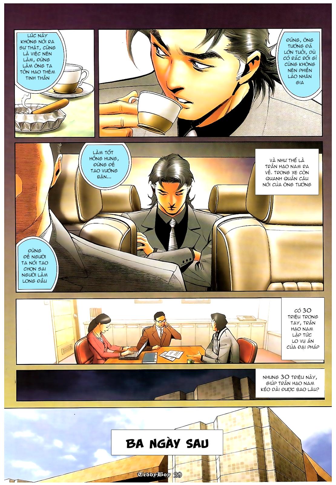 Người Trong Giang Hồ - Chapter 1198: Trong tuyết tặng than - Pic 26