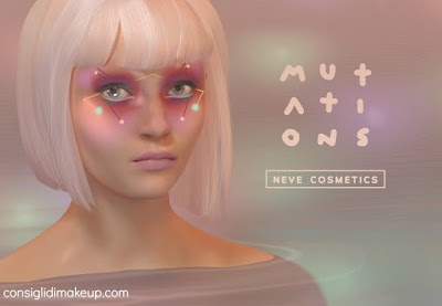 Preview: Mutations Collection - Neve Cosmetics