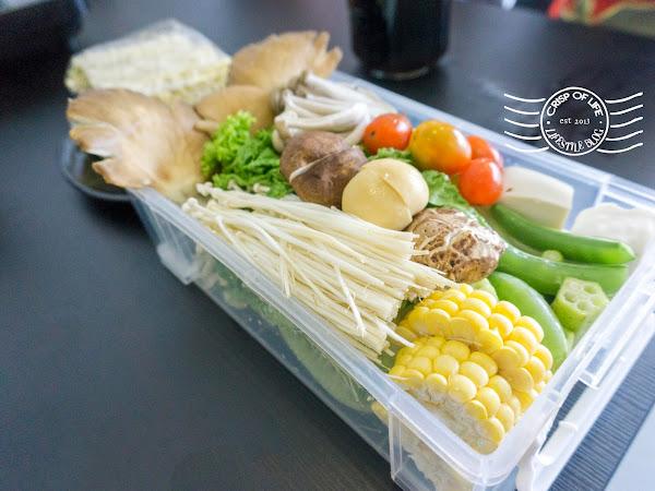 Yisu Vegetarian Steamboat House @ Arena Curve, Bayan Lepas, Penang