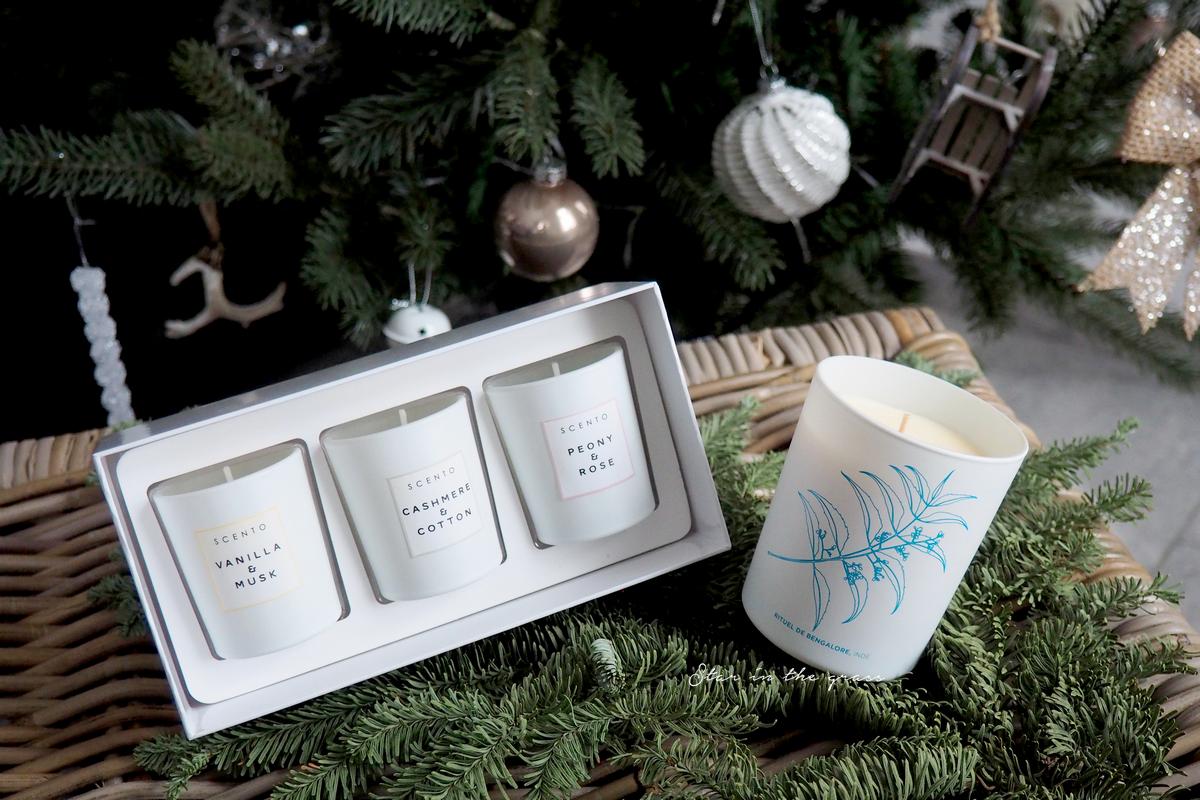 idées de cadeaux bougies