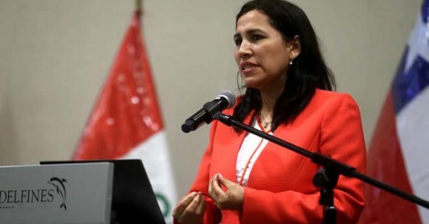 MINEDU: Ministra Flor Pablo pide buscar sinergias y compartir conocimientos - www.minedu.gob.pe
