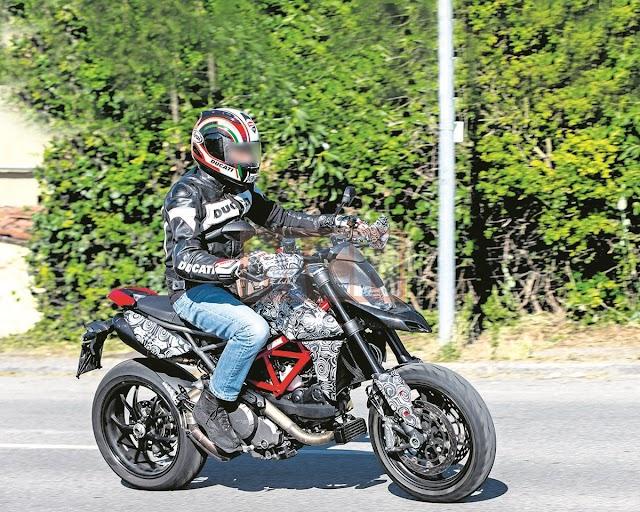 Ducati Hypermortard 2019 Diintip