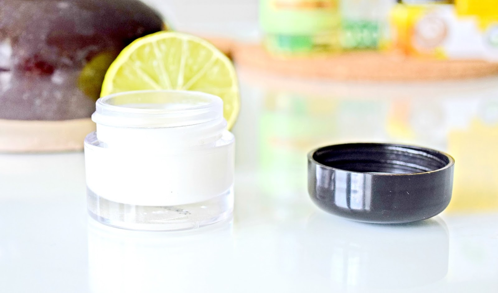 eye cream 3 components