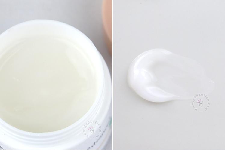 Tekstur eBright Niacinamide Cream