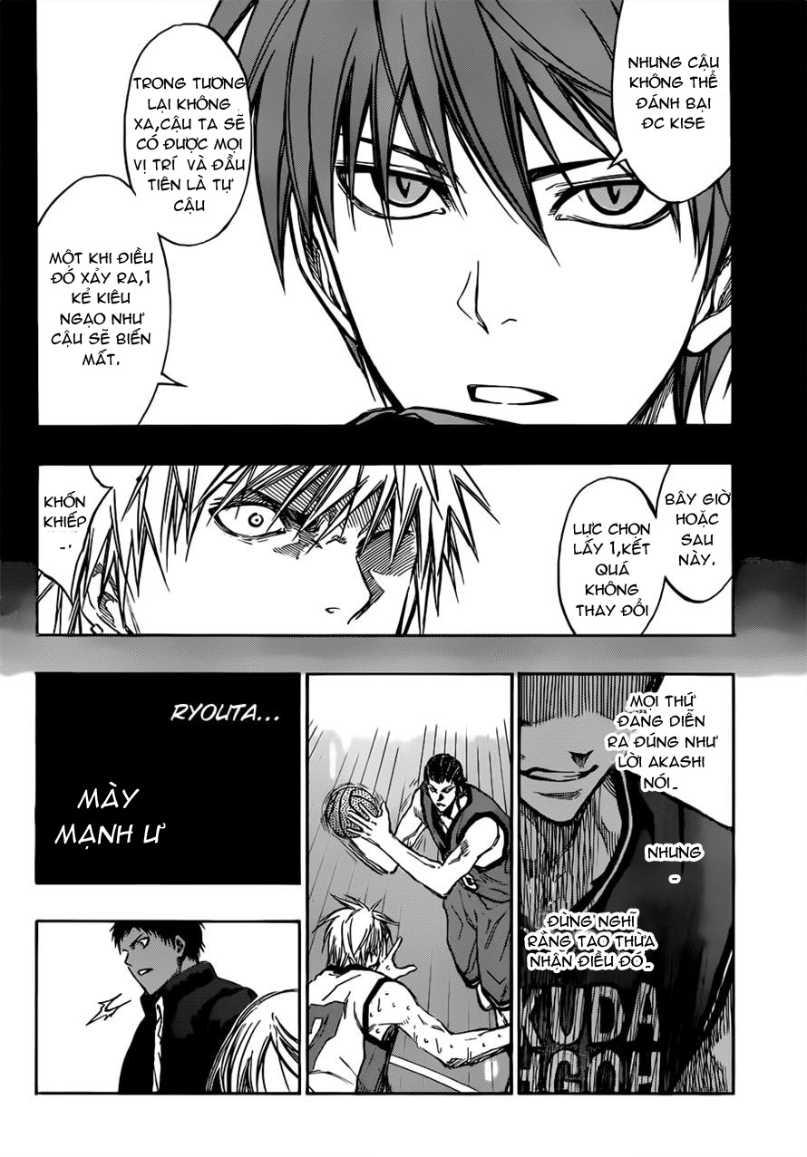Kuroko No Basket chap 173 trang 8