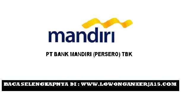 Lowongan Bank Mandiri