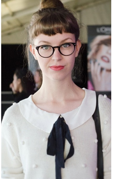 Best hairstyles for men women boys girls and kids 22 classic and long bangs works with most types of the glasses all these and other types of bangs hairstyles with different types of glasses with pictures urmus Images