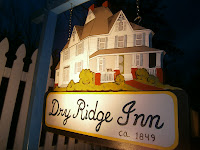 Dry Ridge Inn sign
