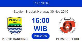 Persib vs Perseru: Krisis Bek, Maung Bandung Tetap Main Agresif