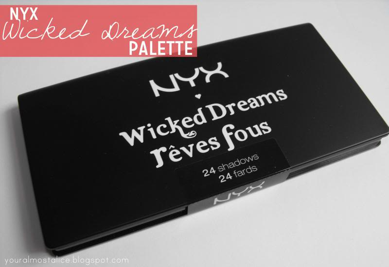 Nyx Wicked Dreams Palette