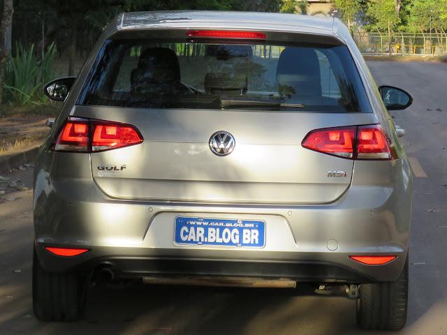 VW Golf 1.6 Automático x Ford Focus 1.6 Automático