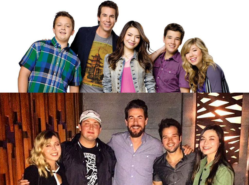 NickALive!: The Cast Of iCarly Are All Grown Up During