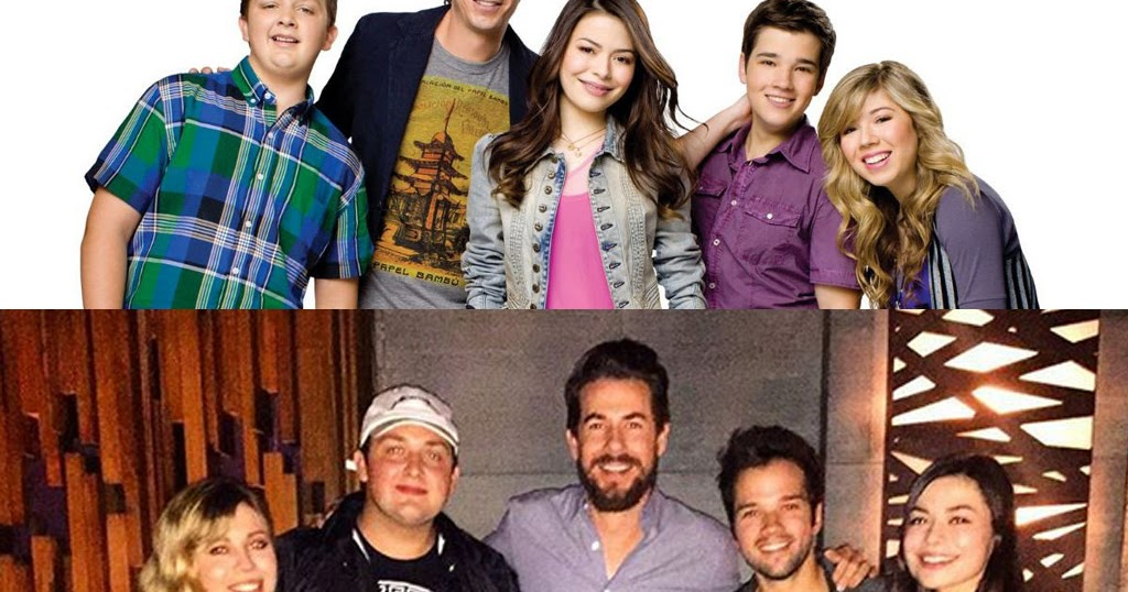 """NickALive!: The Cast Of """"iCarly"""" Are All Grown Up During ..."""