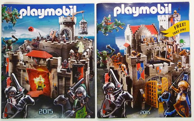 Playmobil Catalogue Europa - USA