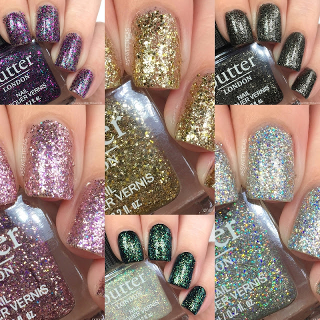 Butter London Peel Off Glitters