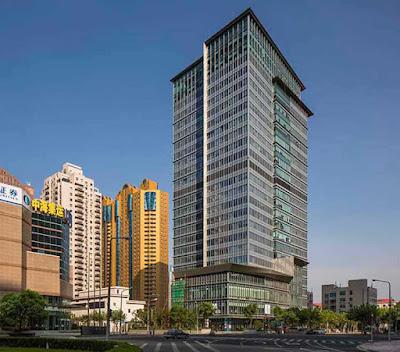 越秀房產信託 405  上海浦東宏嘉大廈