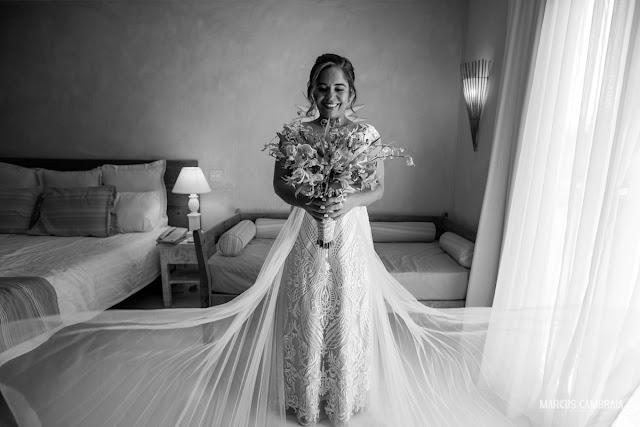 casamento no club med trancoso destination wedding na praia, vestido da noiva