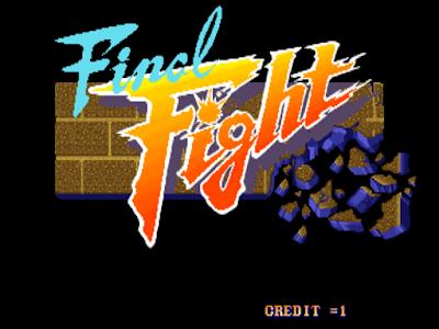 街機-街頭快打(Final Fight)+金手指作弊碼,懷舊好玩的格鬥動作遊戲!