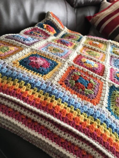 Harmony Blanket - Free Pattern