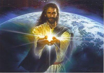 Siga a luz do Criador
