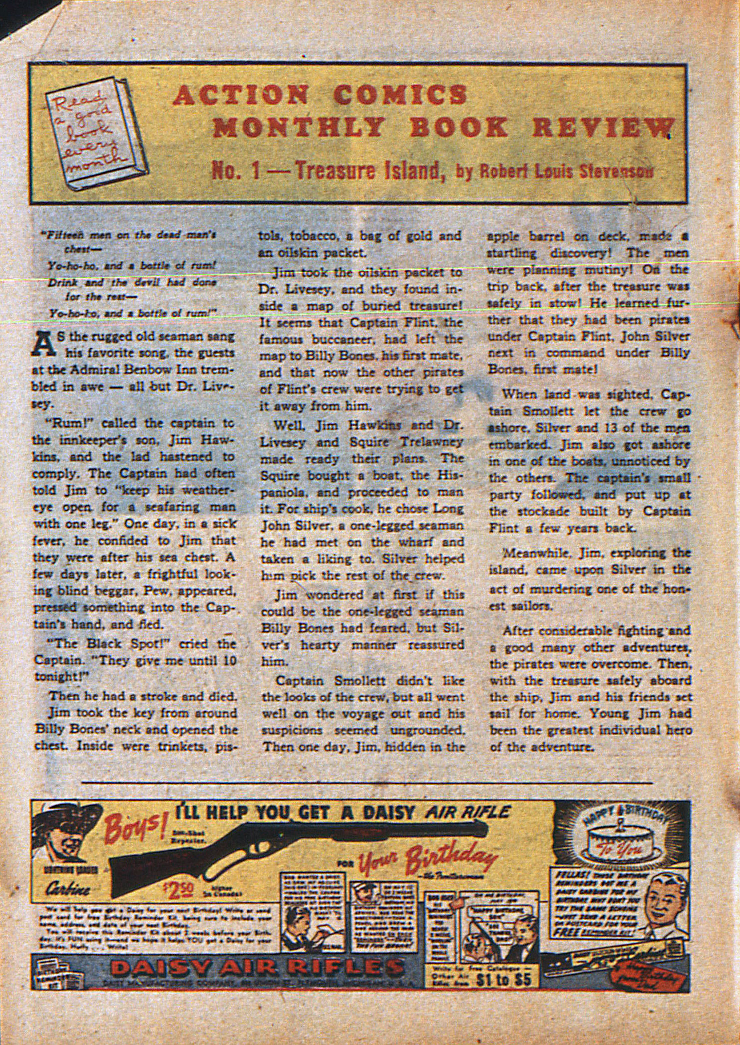 Read online Action Comics (1938) comic -  Issue #23 - 35