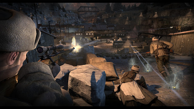 Sniper Elite Pc Game Full version Free Download