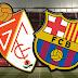 مباراة برشلونة وغرناطة _انتهت المباراة بفوز برشلونة بنتيجة 1-0
