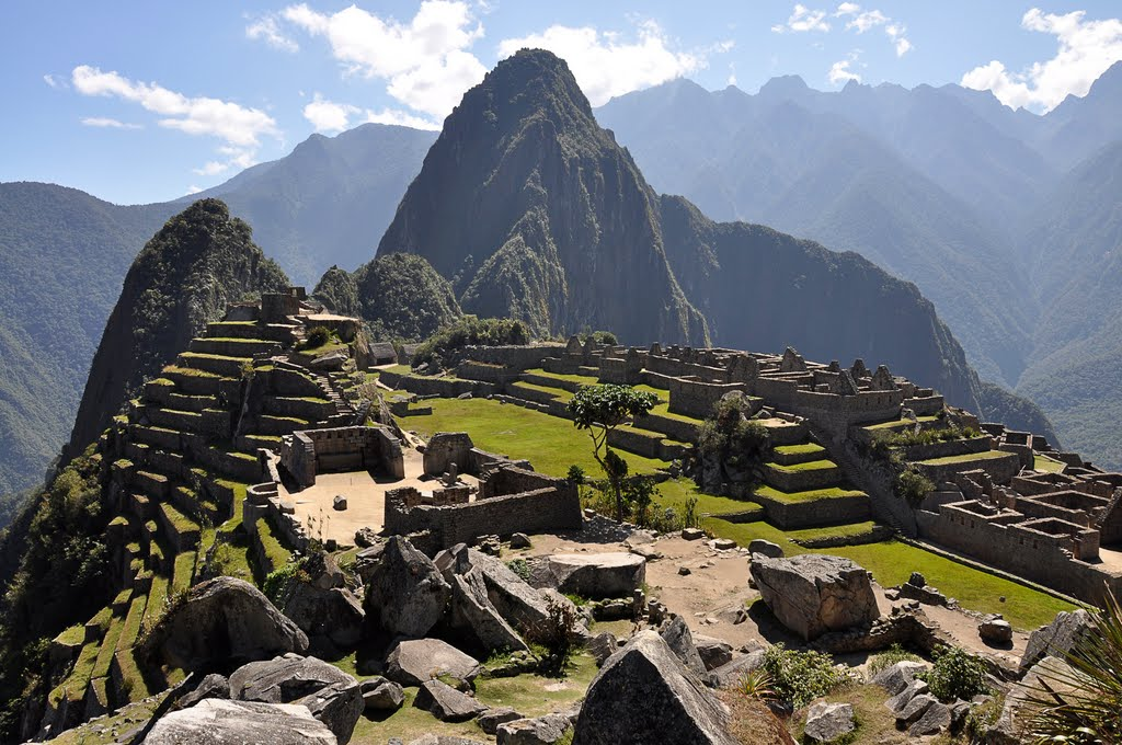 Amazing World Best Time To Visit The Lost City Of Inca