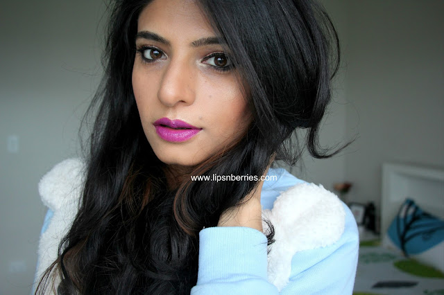 MAC fashion pack lipstick review