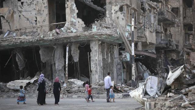 Wer wird die 250 Mrd. Dollar Wiederaufbau-Kosten in Syrien bezahlen? -  Eric Zuesse