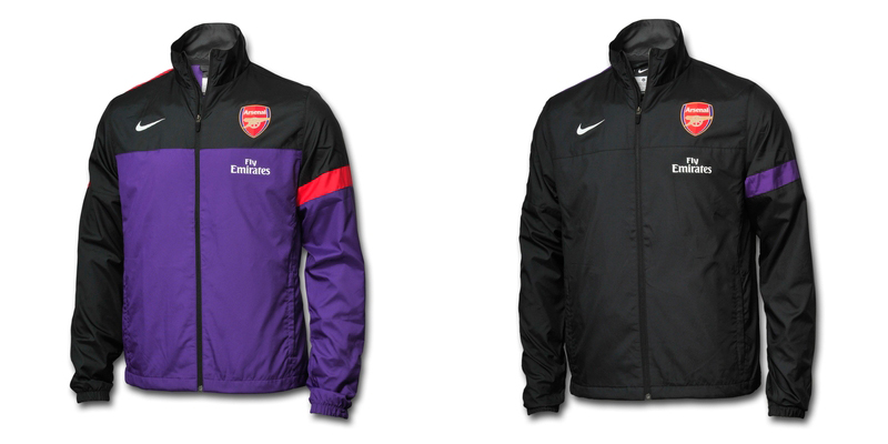 Arsenal New Away Jersey Nike 2012-2013