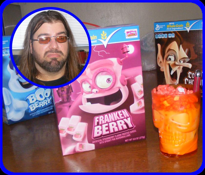 Misfit Robot Daydream: Monster Cereal Taste-Off