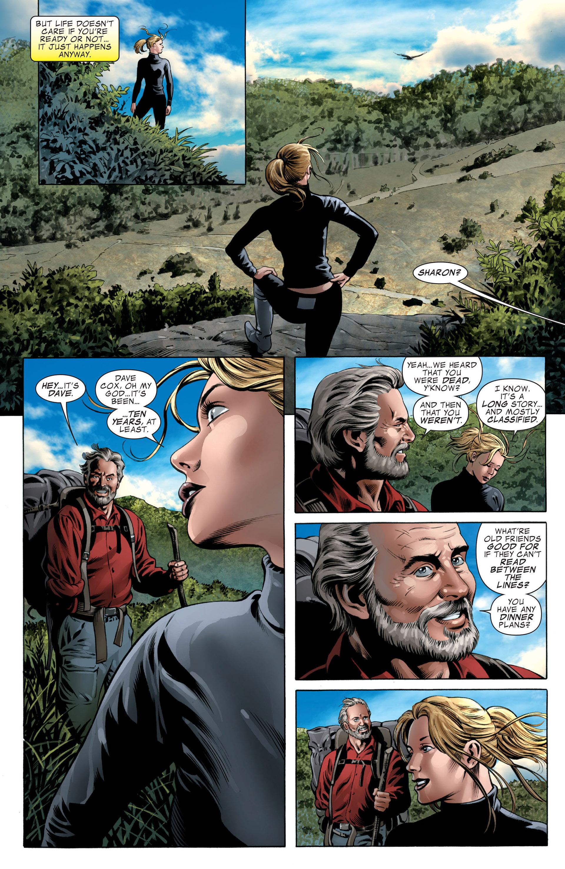 Read online Captain America (2005) comic -  Issue #49 - 14