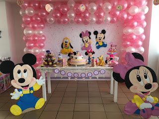 fiesta minnie baby