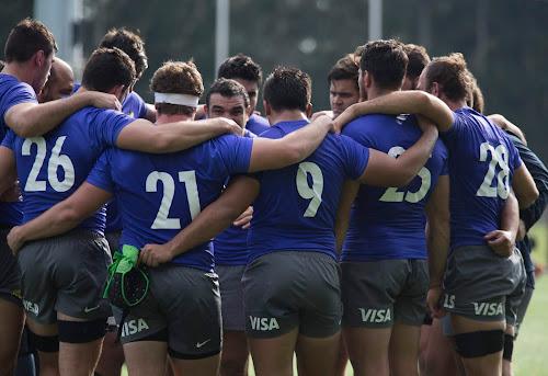 Plantel de Los Pumas para el Personal Rugby Championship 2018