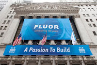 Fluor NYSE (Credit: neutronbytes.com) exterior Click to Enlarge.
