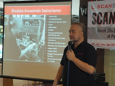 Assawendo Swissrianto , Pendiri RAI