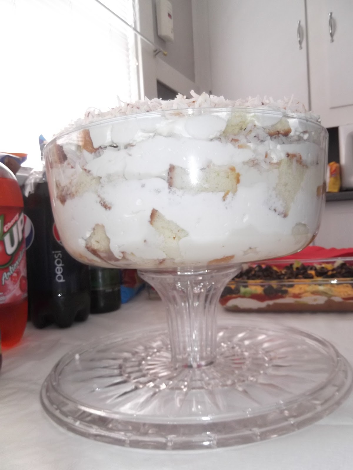 Cooking With Cassie Mexican Margarita Trifle
