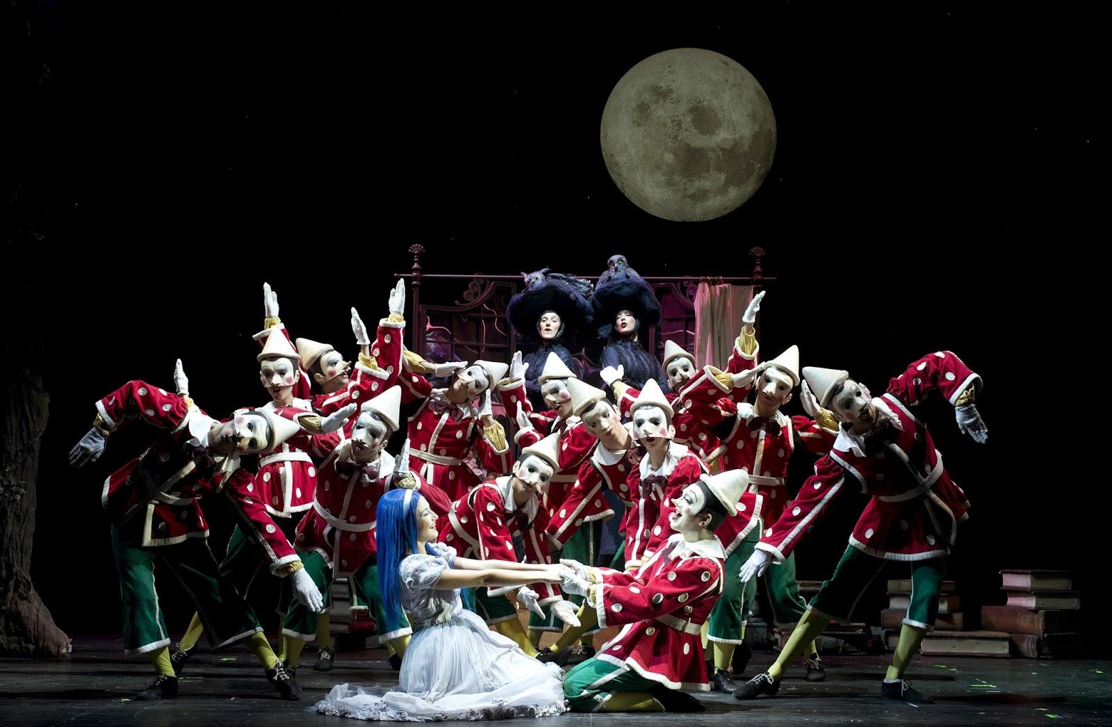 Pinocchio il grande musical- una meraviglia tutta italiana