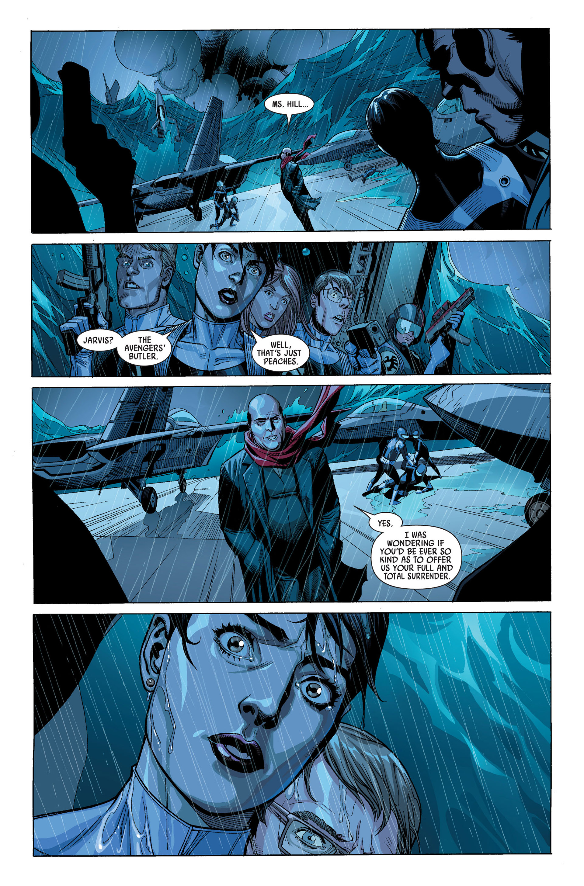 Read online Secret Invasion comic -  Issue #3 - 4