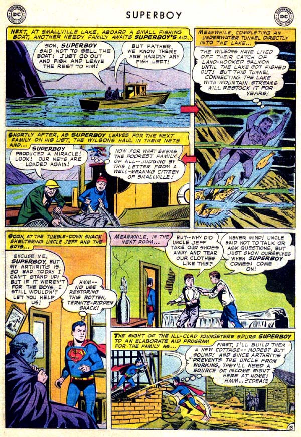 Superboy (1949) issue 70 - Page 13