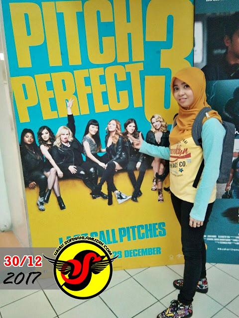 Persembahan Pitch Perfect 3 Yang Mengecewakan Penonton - Sofinah Lamudin