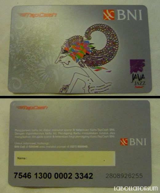 International Java Jazz Festival 2014 Sponsored by BNI
