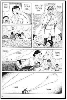 Higa, Susumu. Soldats de sable, p.87 © Le Lézard noir