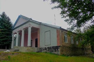 Іванопілля. Будинок культури