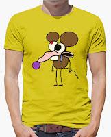 Camiseta Rata Borracha