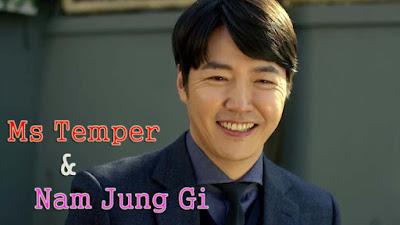Biodata Pemeran Ms Temper & Nam Jung Gi